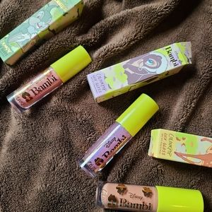 New in box 3 Bambi colourpop lux lip gloss new